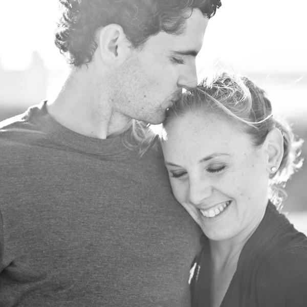 San Francisco Engagement. Larissa & Brett.