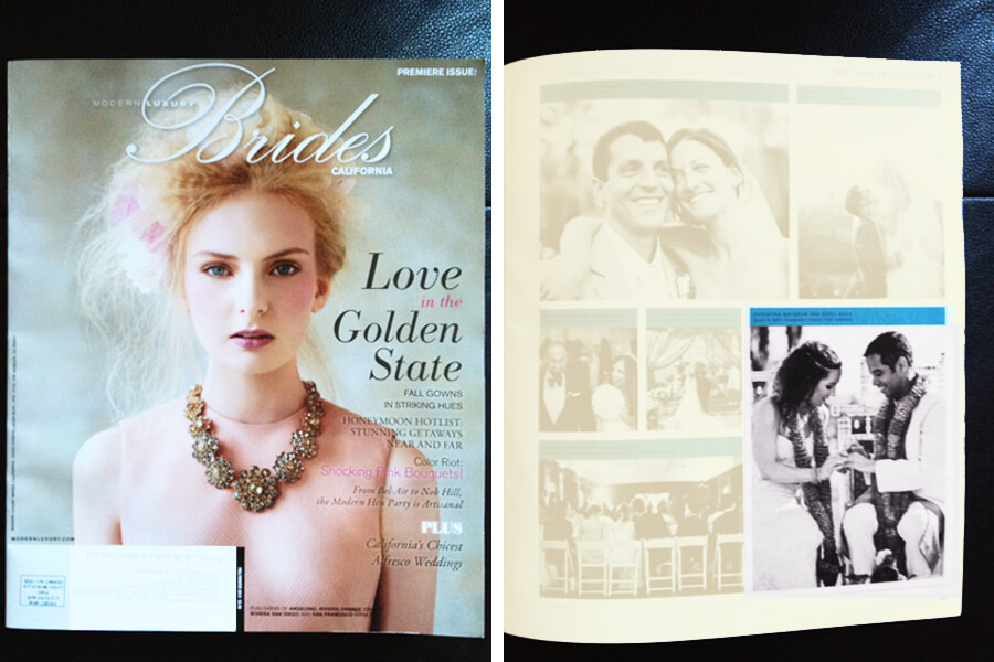 Featured. Brides California.