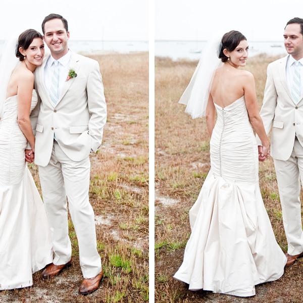 Half Moon Bay Wedding. Melissa & David.