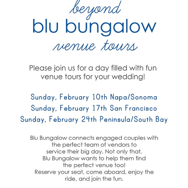 Beyond Blu Bunglaow :: Venue Tours :: Wine Country