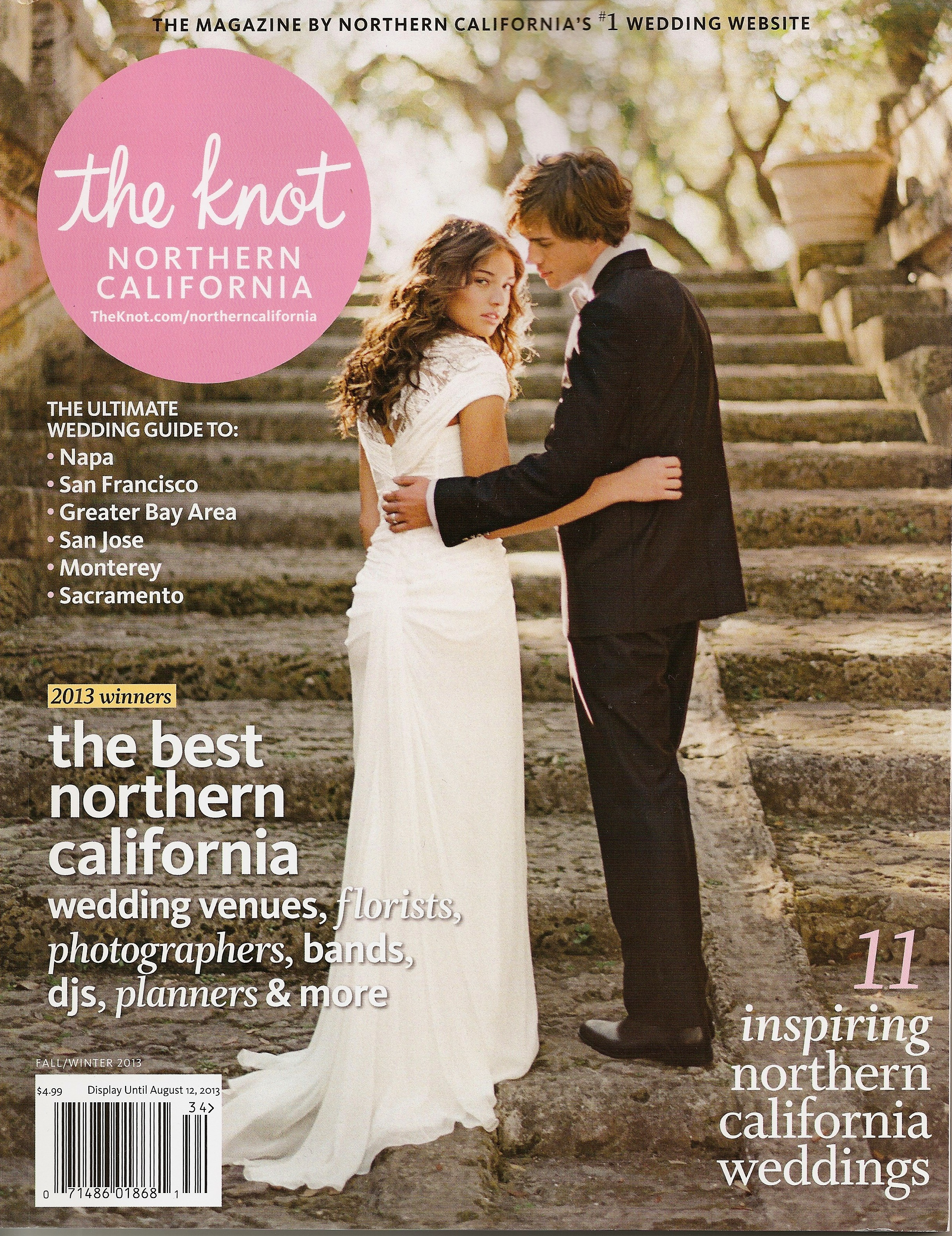 The Knot Nothern California Fall/ Winter 2013