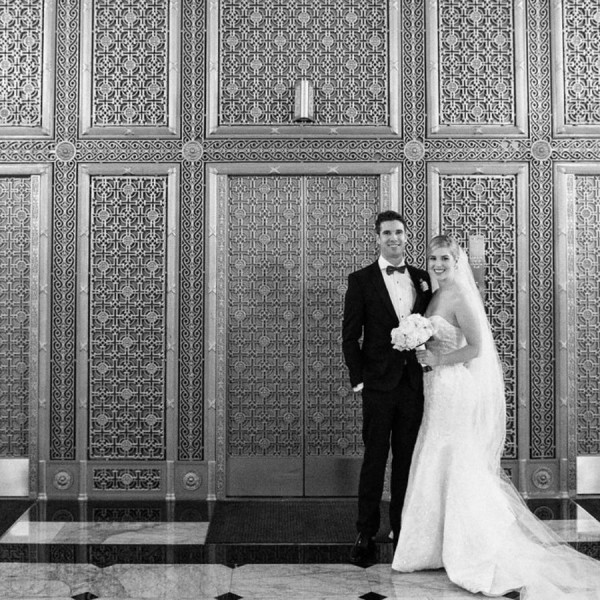 Meri & Matt. Elegant San Francisco Wedding.