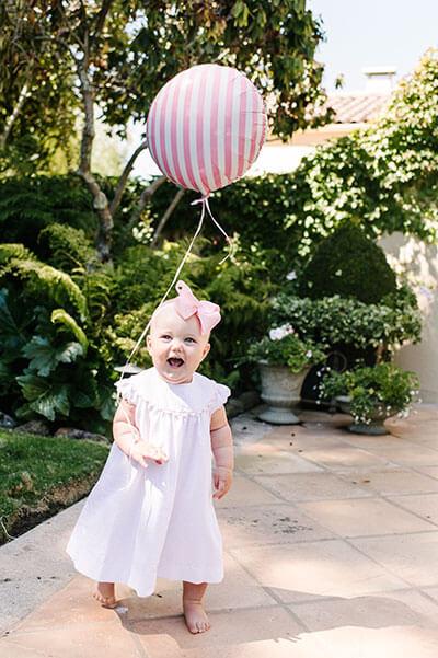 Charlotte's First Birthday