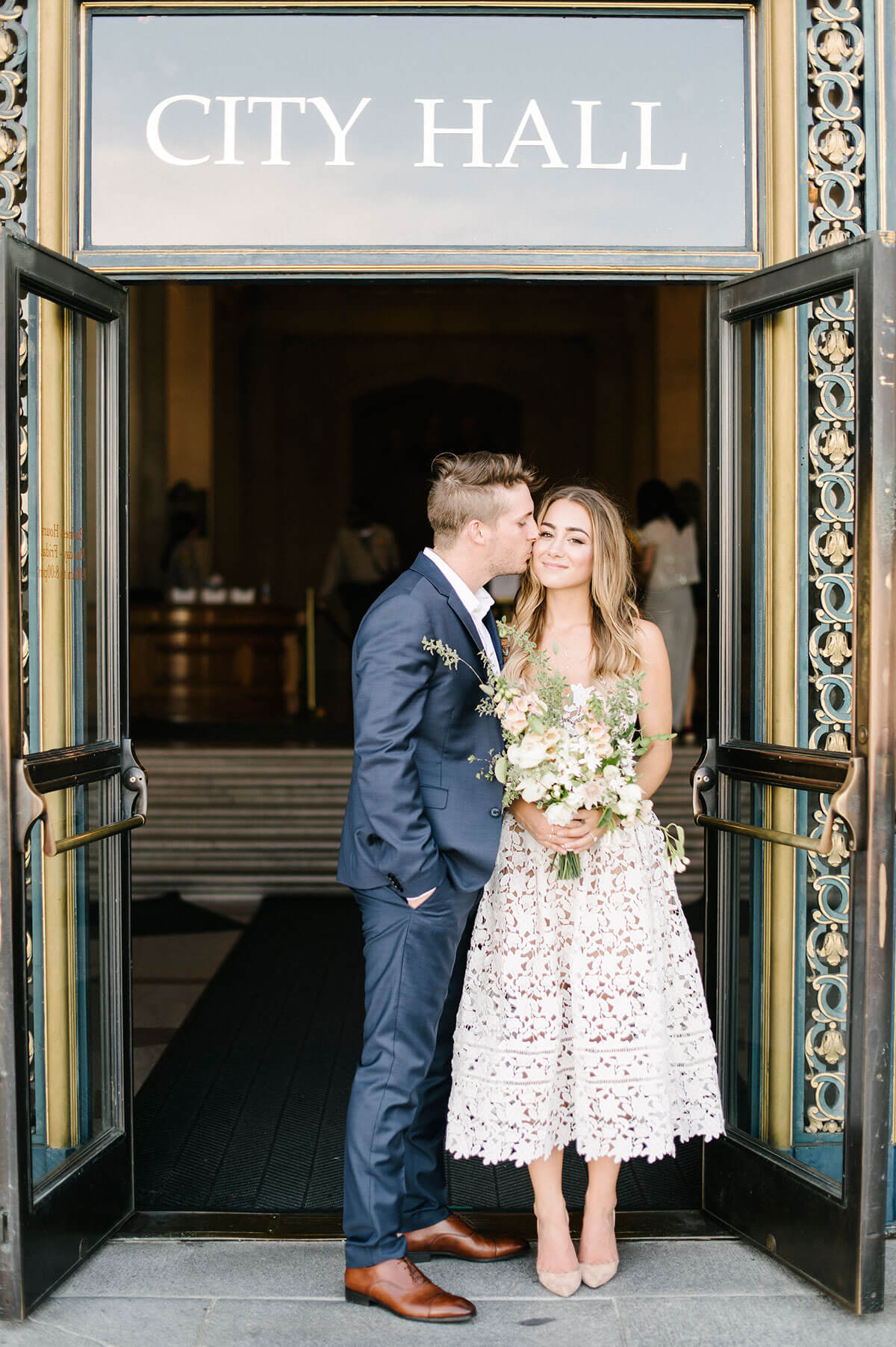 Ten City Hall Wedding Tips - Melanie Duerkopp Photography