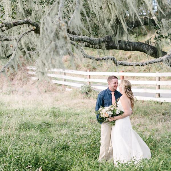 Amanda & Corey's Rustic Farm Wedding