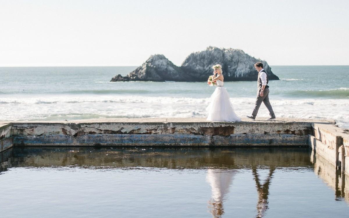 Lacey & Shawn's Romantic Surprise Wedding.