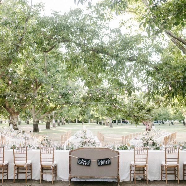 Maya & Graham | Private Outdoor Wedding