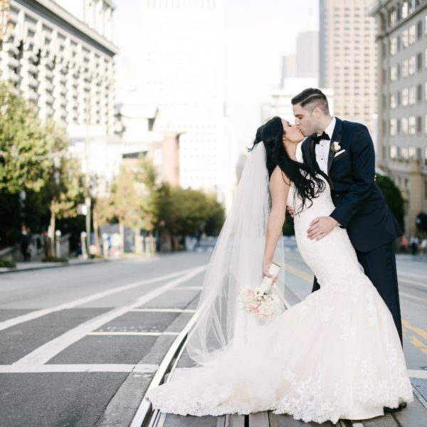 Heather & Adam's Elegant San Francisco Wedding