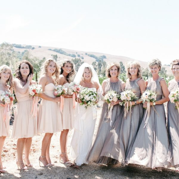 Pat & Joe's Rustic Romantic Sonoma Wedding