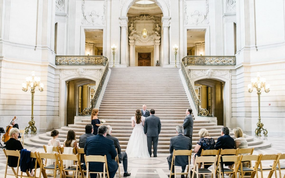San Francisco City Hall Elopement | Melanie Duerkopp Photography